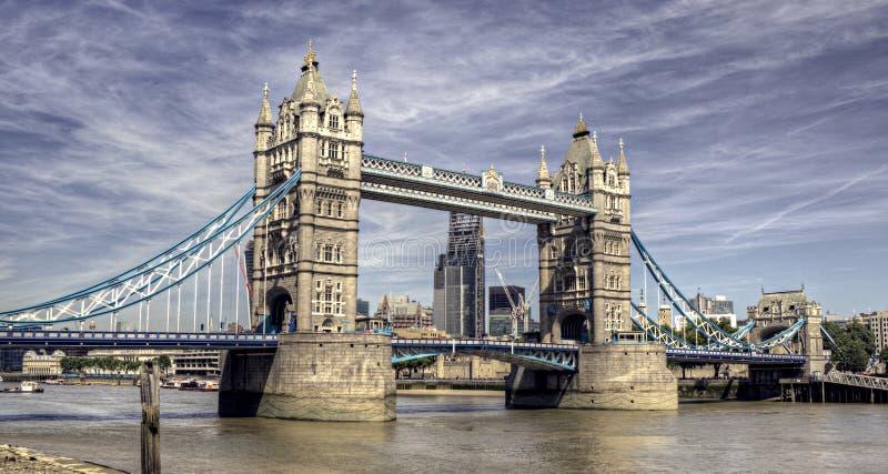 Мост башни Лондона стоковая фотография