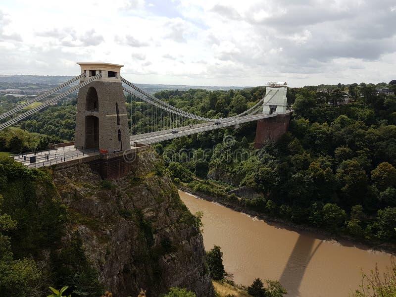 Мост баллона стоковая фотография rf