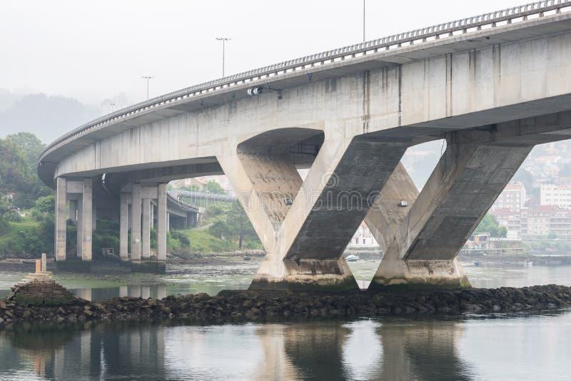 бетон моста