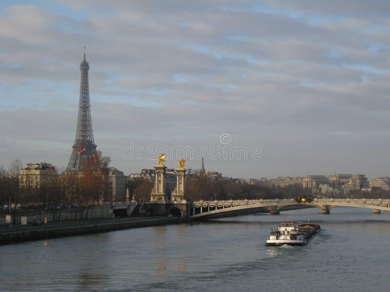 Мост взгляда стоковая фотография