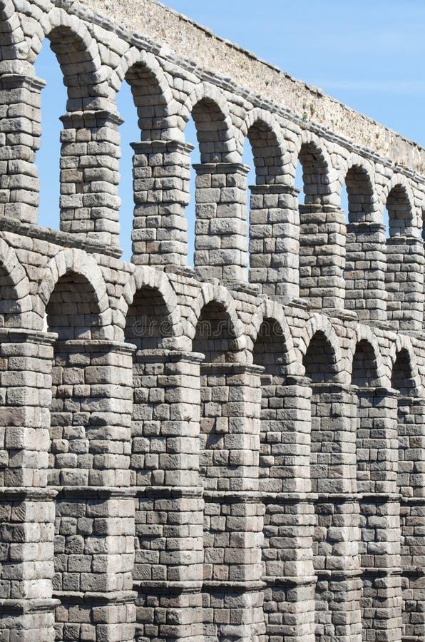 мост-водовод стоковая фотография