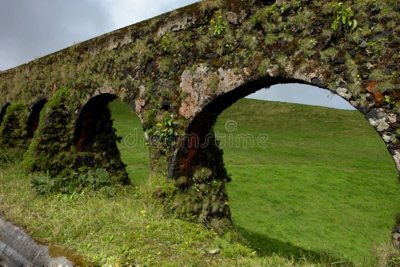 мост-водовод стоковые фотографии rf