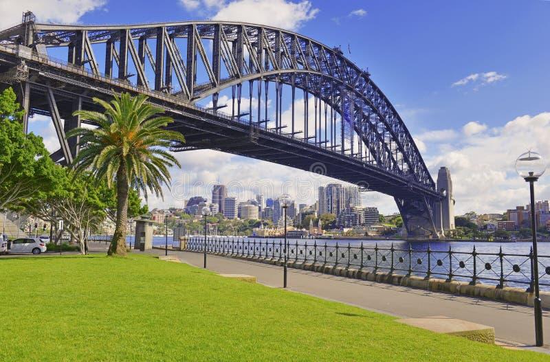 Мост гавани Сиднея, Австралия стоковые изображения rf