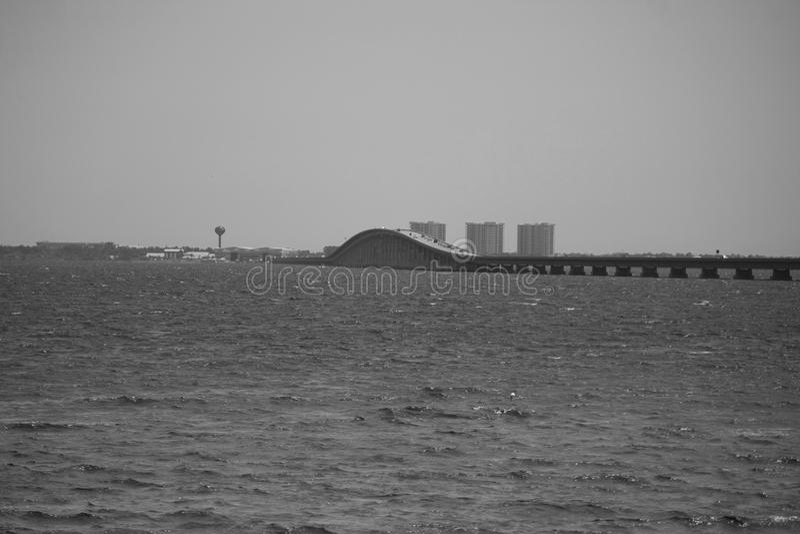 мост залива сверх стоковое изображение rf