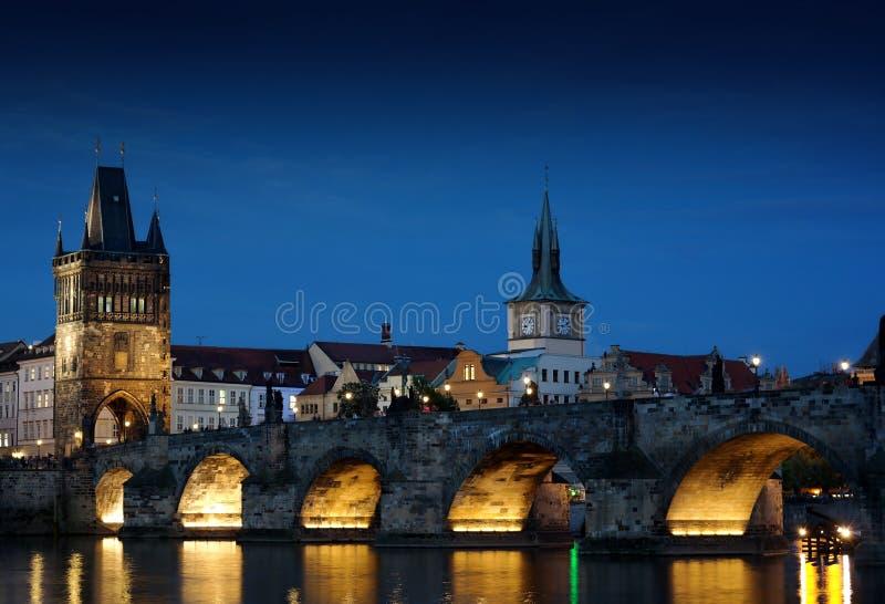 Мост Карла стоковое изображение rf