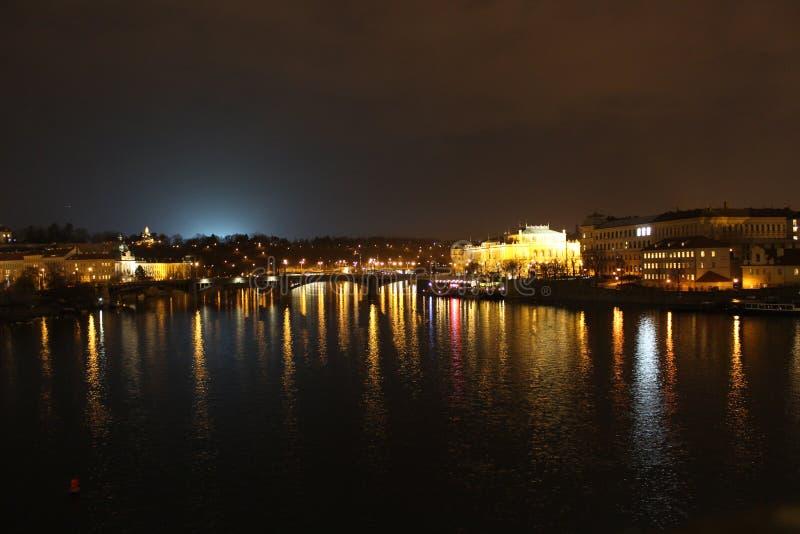 Мост Карла стоковое изображение