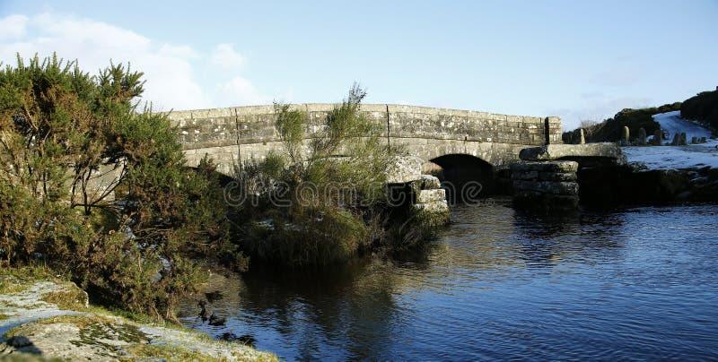 Мост колотушки Bellever стоковые изображения