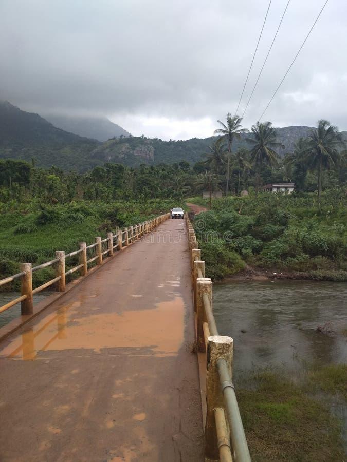 Мост красоты стоковое фото rf