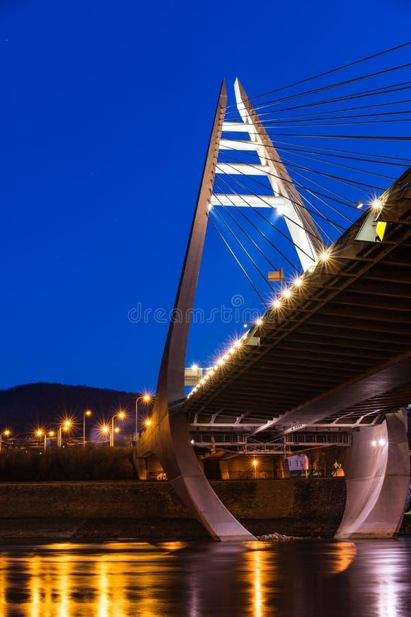 мост Мэриан стоковое фото