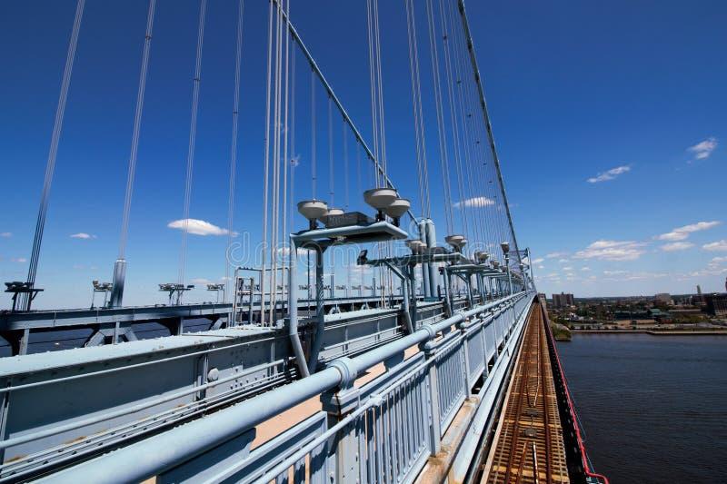мост над водой стоковая фотография