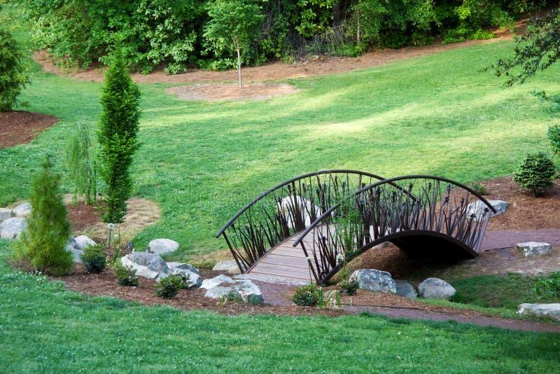 мост немногая стоковое изображение rf