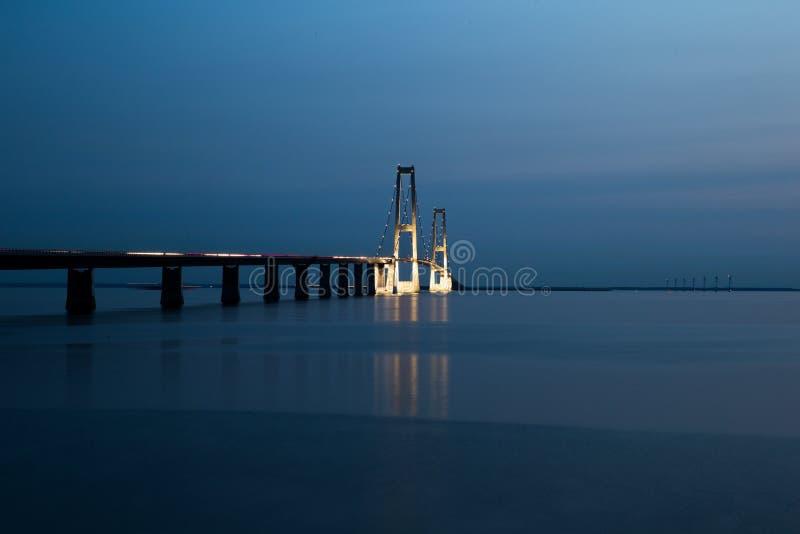 мост пояса большой стоковое изображение rf