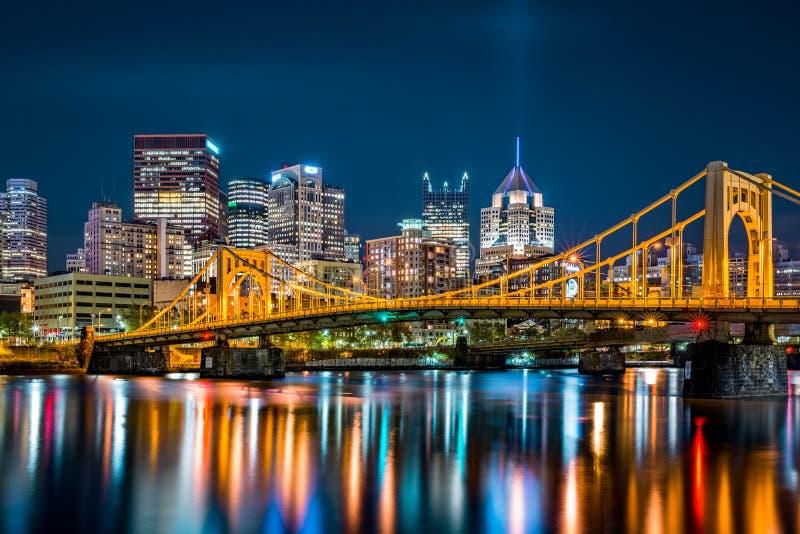Мост Рейчел Carson стоковая фотография
