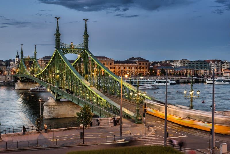 Мост свободы стоковые изображения
