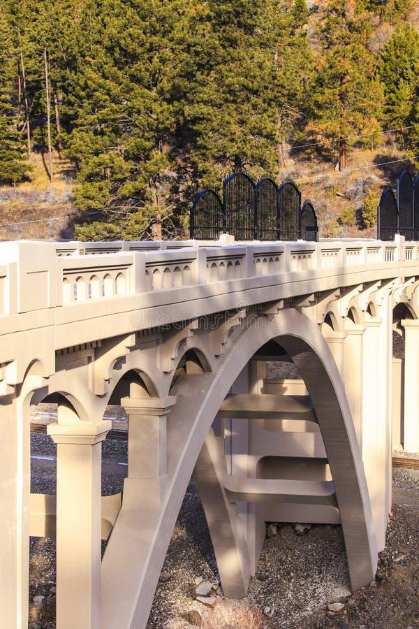 Мост свода Perry стоковые изображения rf
