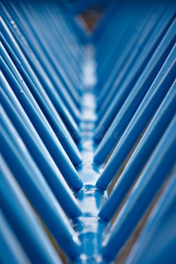 Мост стальной структуры стоковое изображение rf
