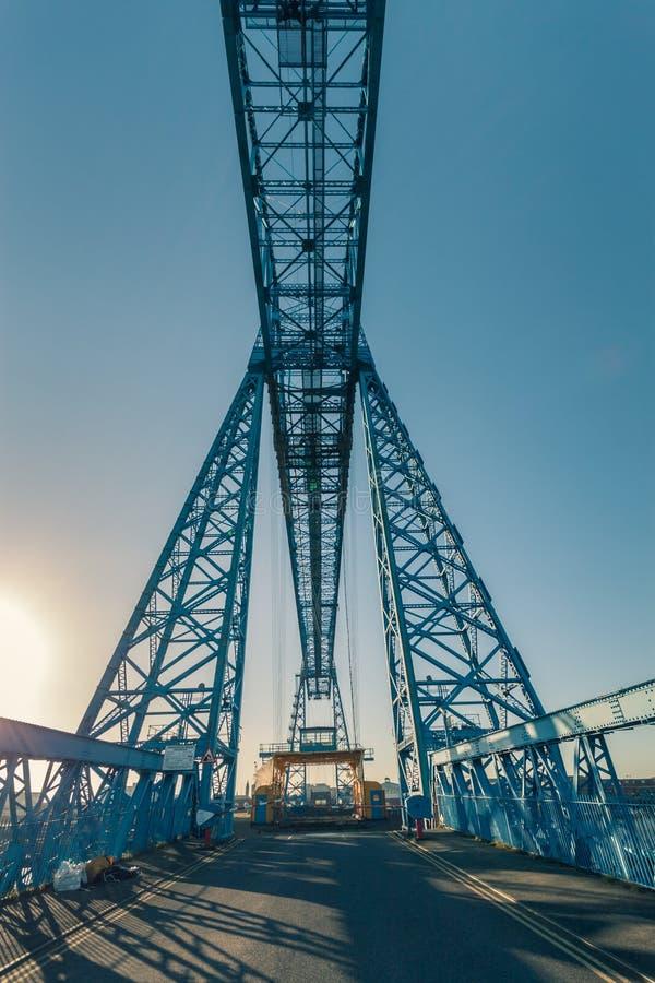 Мост транспортера стоковые фото