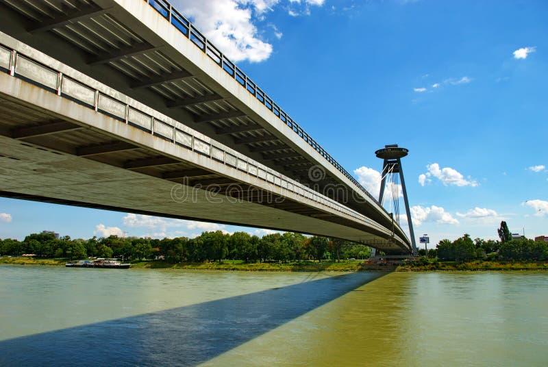 мост 2 стоковая фотография rf