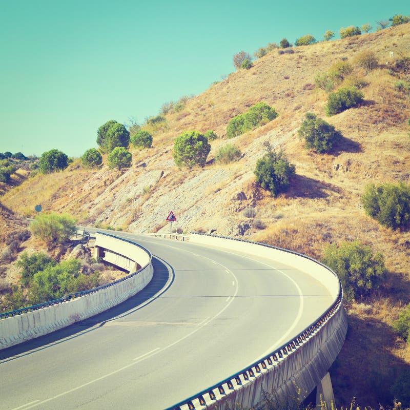 Download Мост стоковое фото. изображение насчитывающей кривый - 41656056