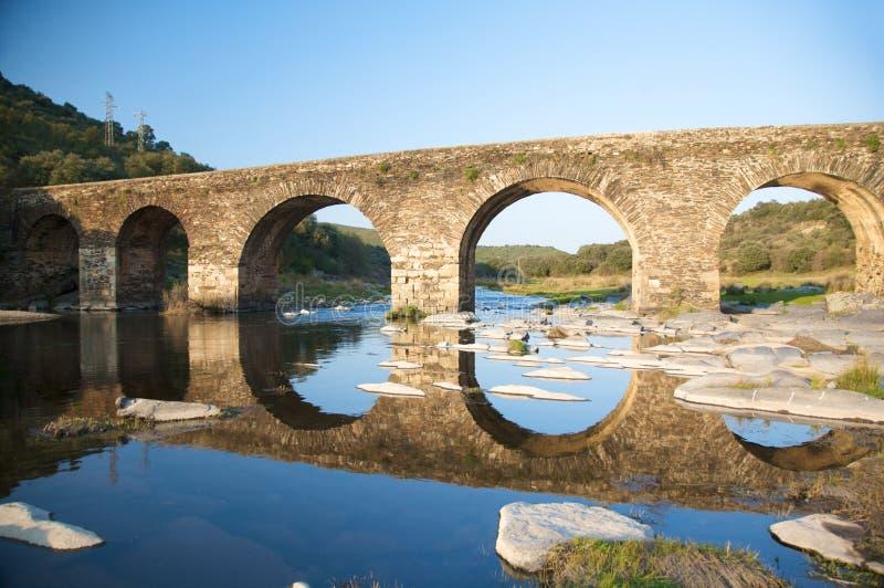 Мост 5 archs стоковые изображения