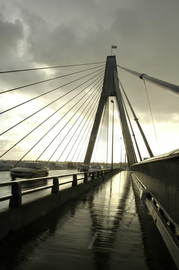 мост anzac стоковые изображения rf