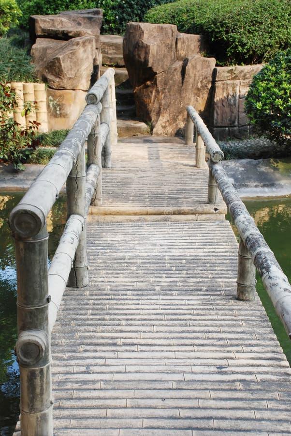 мост baboo стоковое изображение