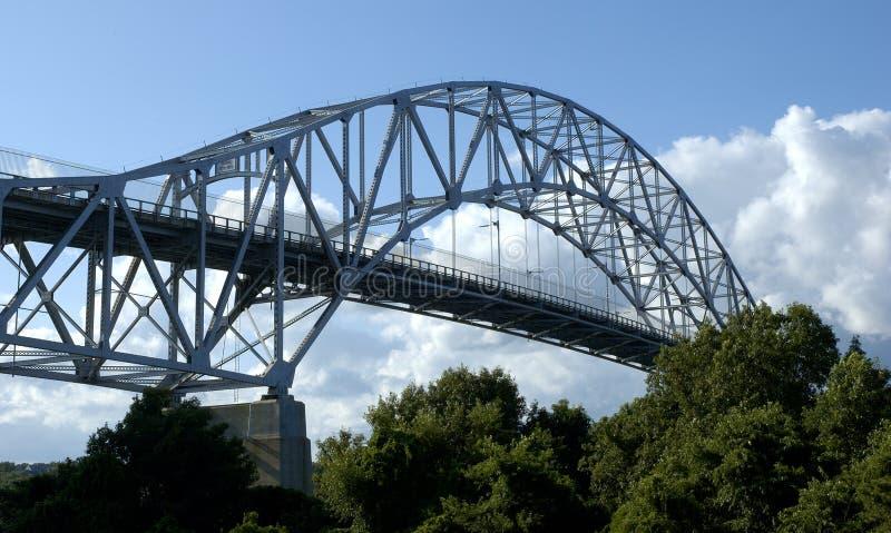мост Bourne Стоковые Изображения
