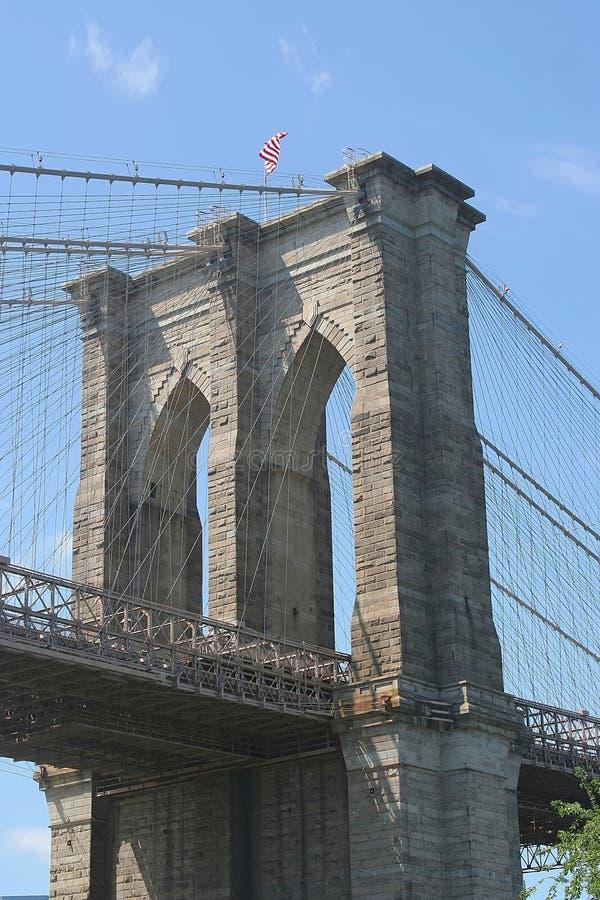 Download мост brooklyn стоковое изображение. изображение насчитывающей brice - 1195429