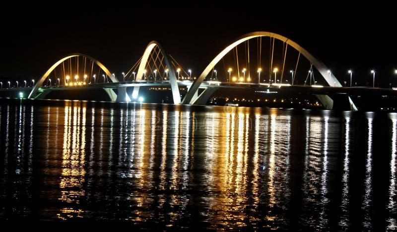 Мост JK стоковое изображение rf
