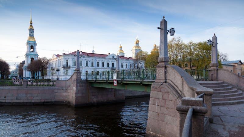 Download Мост Krasnogvardeyskiy стоковое изображение. изображение насчитывающей весна - 41659041
