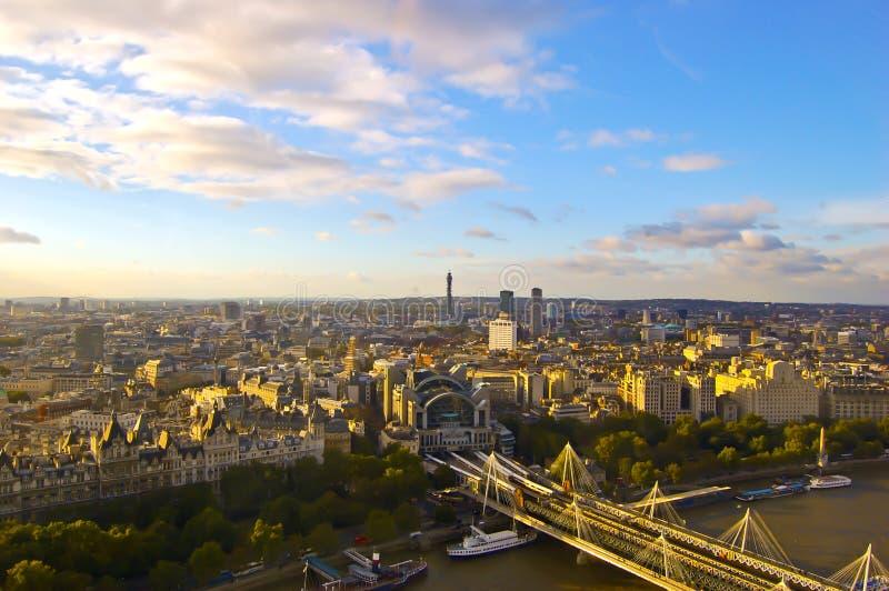 мост london стоковые изображения