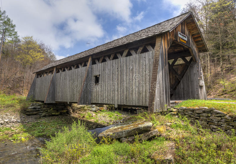 Мост Millbrook стоковое фото
