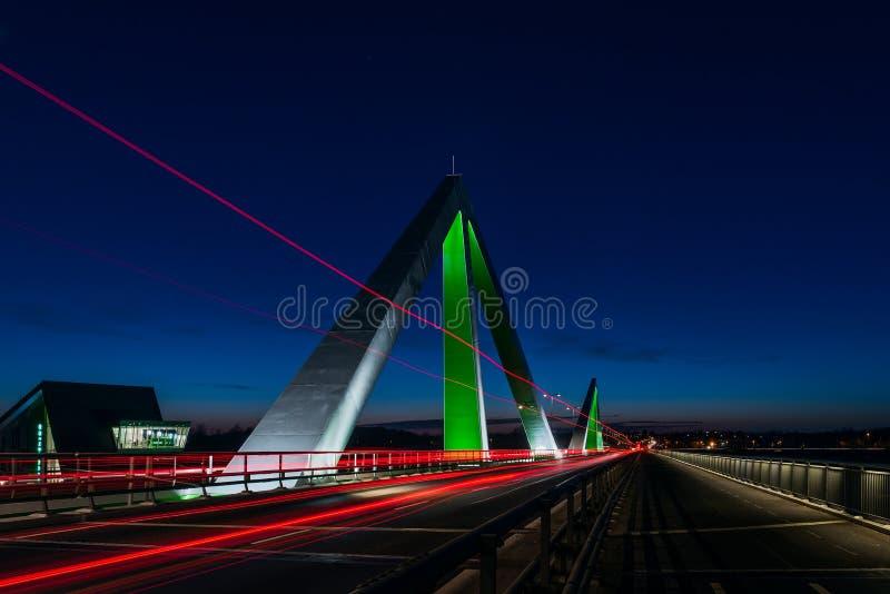 Мост Odins стоковое фото rf