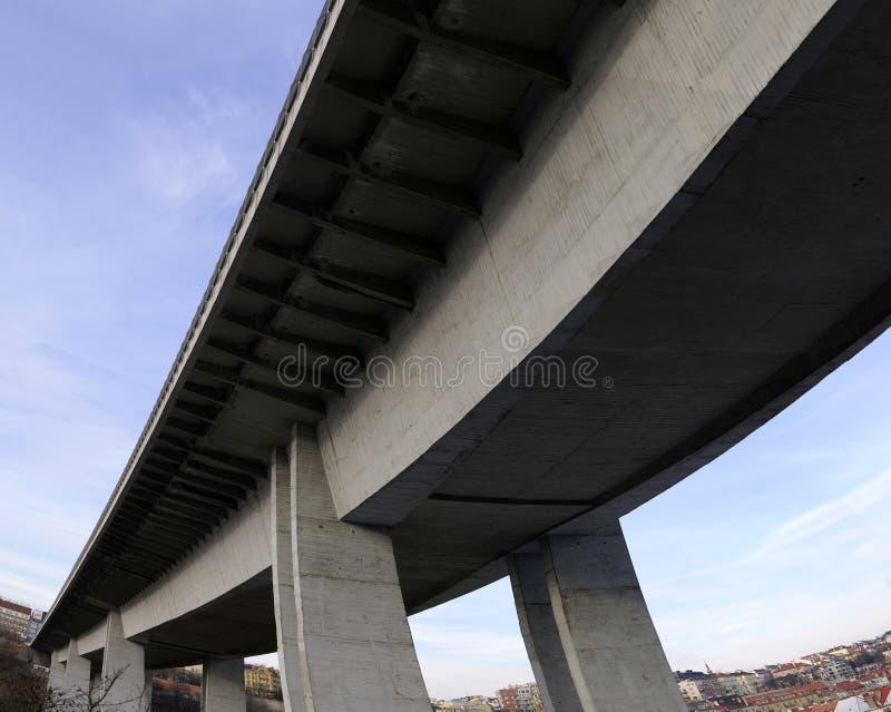 мост prague стоковое изображение rf