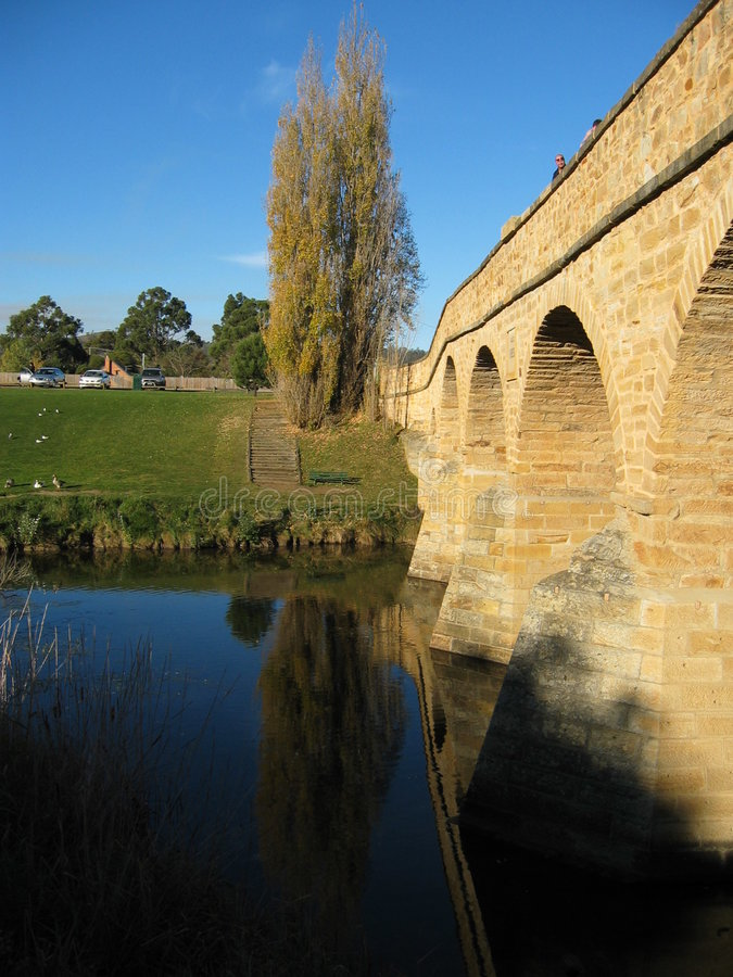 мост richmond стоковая фотография