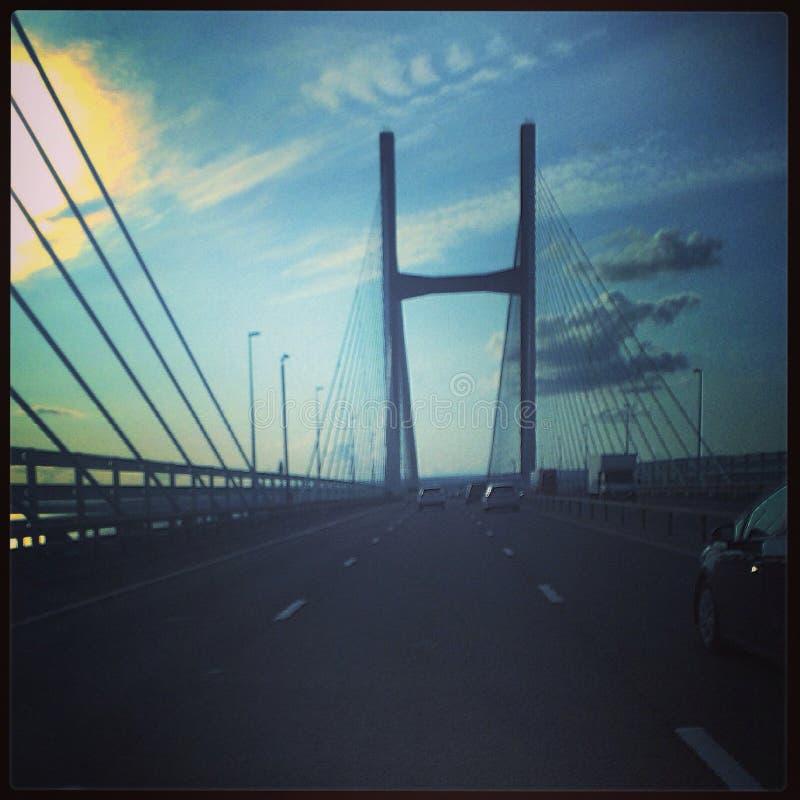 мост severn стоковые изображения rf