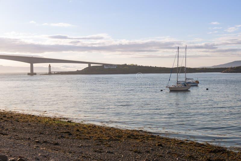 Мост Skye стоковые фото