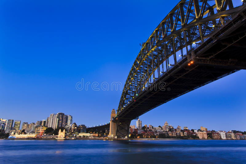 Мост Sy трясет левый комплект стоковые фото