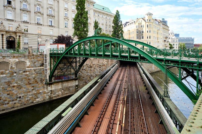 Вена мост райхсбрюке фото