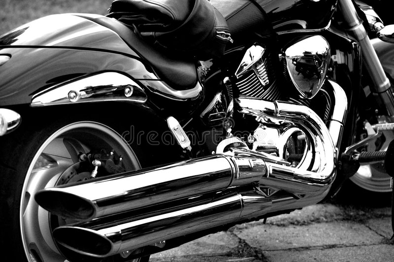 мотовелосипед стоковое изображение rf