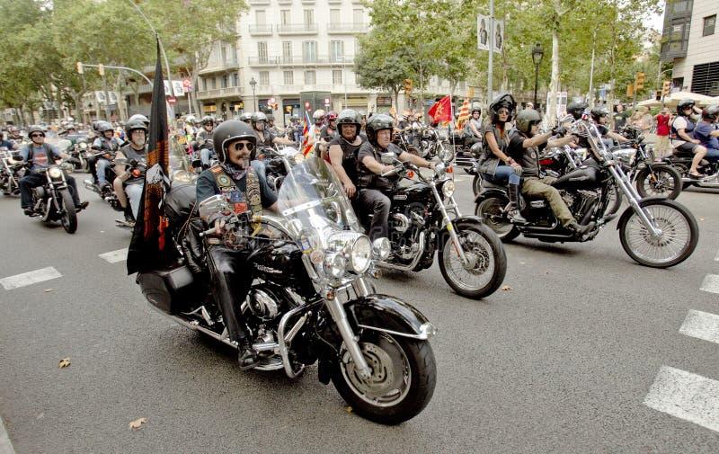 Мотоциклы Harley-Davidson стоковые фотографии rf
