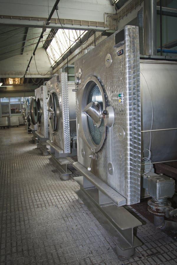 Моющее машинаа стоковая фотография