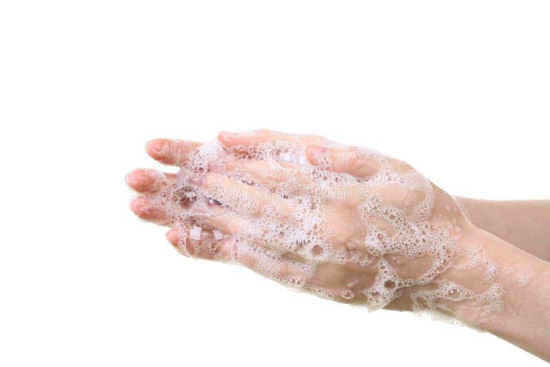 Моя руки стоковая фотография rf