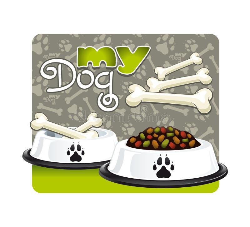 Моя собака бесплатная иллюстрация