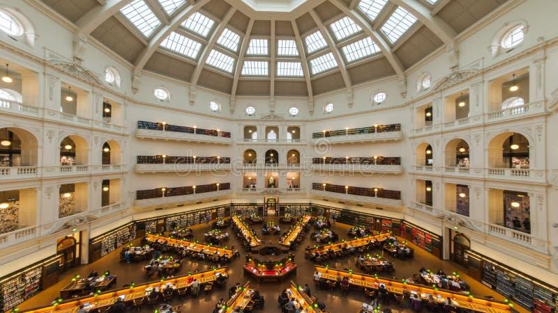 Мол аркады Мельбурна стоковая фотография rf