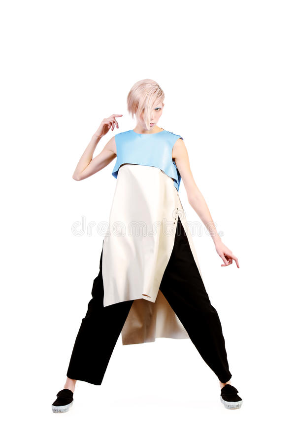 Download Мода костюма стоковое изображение. изображение насчитывающей косметики - 40585345