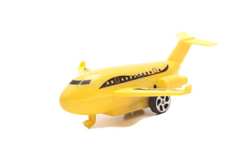Модельный самолет стоковое изображение