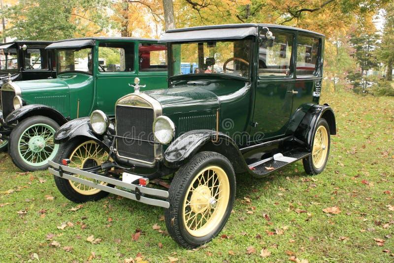 1927 модельный седан двери t Ford 2 стоковые фото