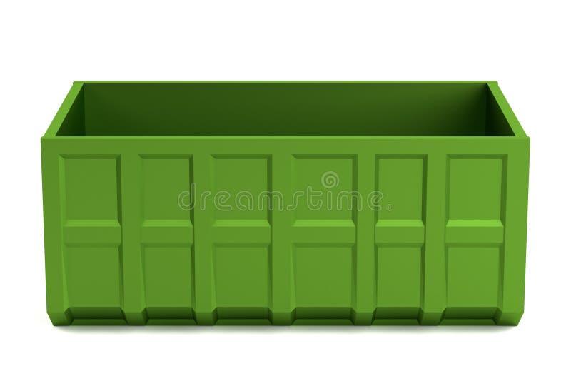 модель 3d контейнера бесплатная иллюстрация