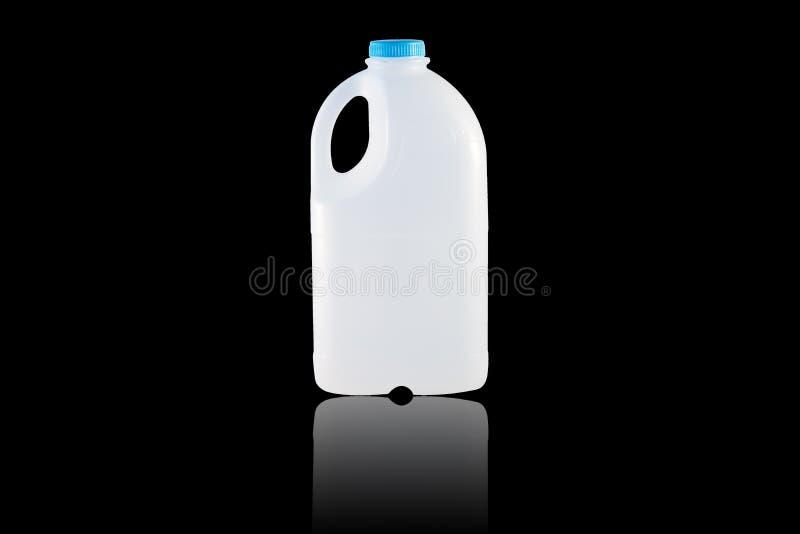 Молоко галлона стоковое изображение rf